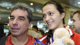 Геннадий ГАБРИЛЯН (слева) и Мария КУЧИНА.
