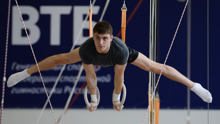 Сборная России: вперед - в Рио. Фото Нина ЗОТИНА/РИА Новости