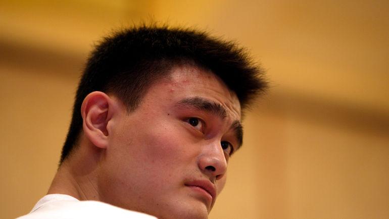 Яо МИН. Фото REUTERS