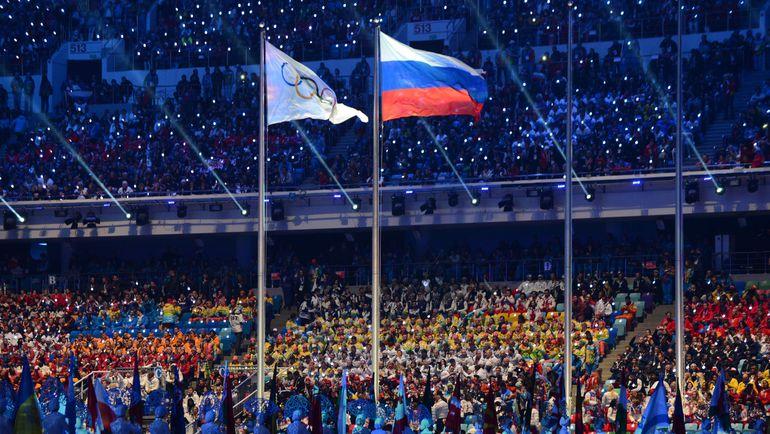 Сборная России не отстранена от Олимпиады-2016. Фото AFP