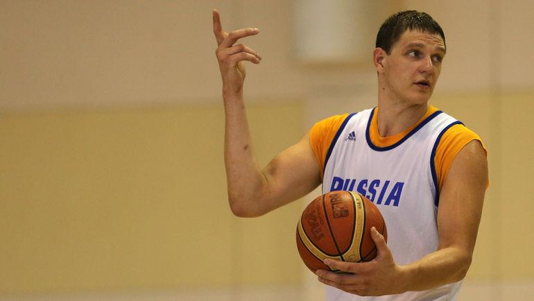 Тимофей МОЗГОВ - участник самой громкой баскетбольной сделки лета с участием россиян. Фото Антон СЕРГИЕНКО