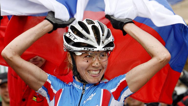 Ирина КАЛЕНТЬЕВА. Фото AFP