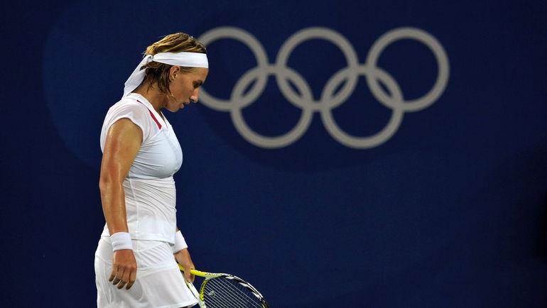 Сможет ли Светлана КУЗНЕЦОВА принять участие в своей третьей Олимпиаде? Фото AFP