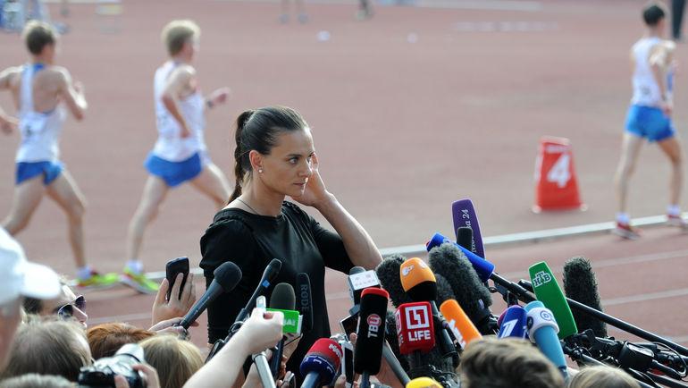"""Елена ИСИНБАЕВА. Фото Алексей ИВАНОВ, """"СЭ"""""""