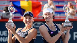 Макарова и Веснина - победительницы турнира в Монреале