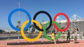 Понедельник. Рио-де-Жанейро. Ощущение праздника в Олимпийский парк пока не пришло.