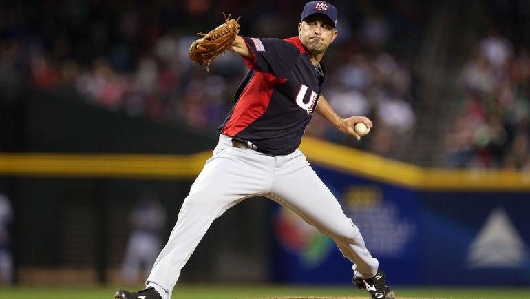 Бейсбол - одна из самых популярных игр   в Западном полушарии - вошел в программу  следующих летних Олимпийских игр в Токио. Фото AFP