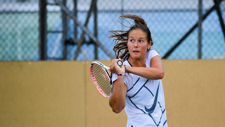Дарья КАСАТКИНА в олимпийском Рио-де-Жанейро. Фото AFP