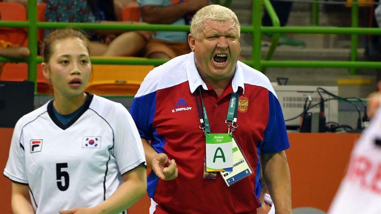 Эмоции Евгения ТРЕФИЛОВА. Фото AFP
