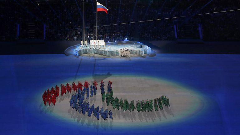 После Игр в Сочи российские паралимпийцы рискуют остаться без Рио. Фото REUTERS