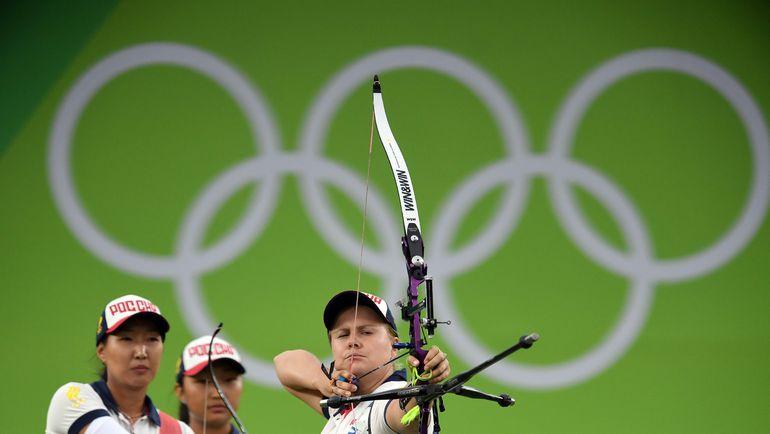 Сегодня. Рио-де-Жанейро. Российская сборная. Фото AFP