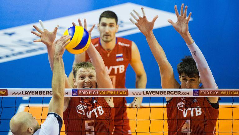 В Рио сборная России пробивалась в январской олимпийской квалификации в Берлине. Фото AFP