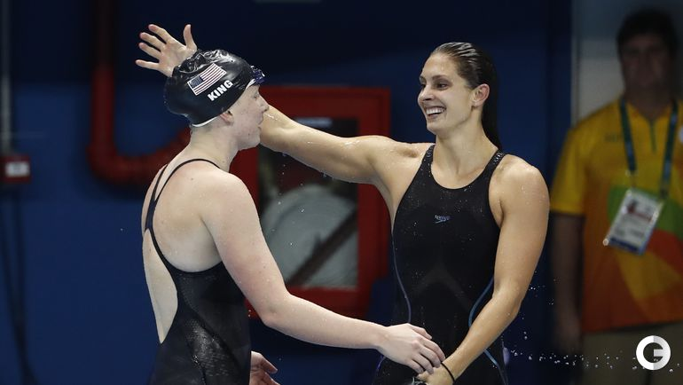 Сегодня. Рио-де-Жанейро. Женщины. 100 м брасс. Финал. Фото AFP