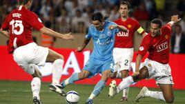 Монако, Прага, Тбилиси:  самые запоминающиеся матчи за Суперкубок УЕФА