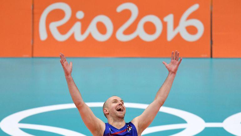 Алексей ВЕРБОВ. Фото AFP