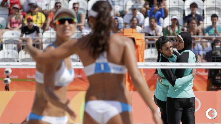 Вторник. Рио-де-Жанейро. Италия - Египет - 2:0. Фото REUTERS