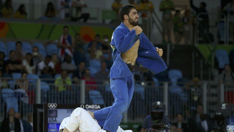Хасан ХАЛМУРЗАЕВ: победа! Фото REUTERS