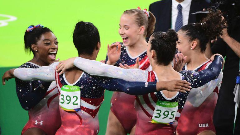Американки не оставили конкуренткам шансов. Фото AFP