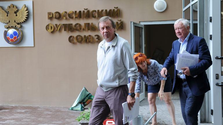 Ринат Билялетдинов: Сёмин— один из основных претендентов напост наставника «Локомотива»