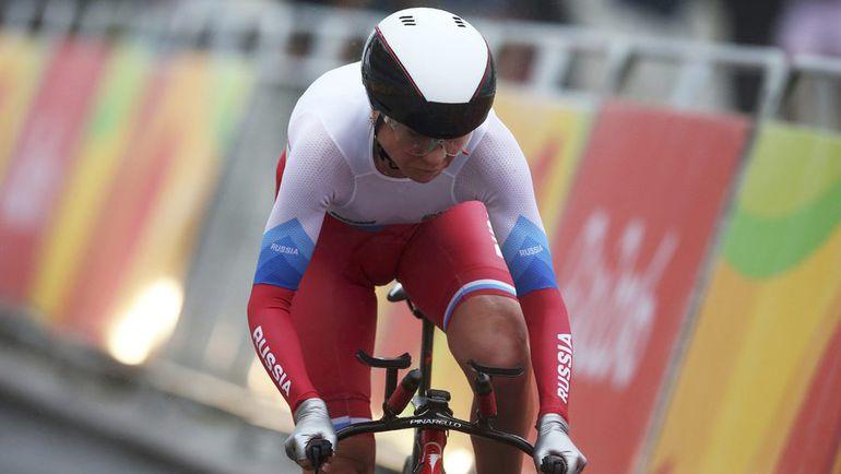 Североамериканская велогонщица поздравила Забелинскую ссеребром Олимпиады
