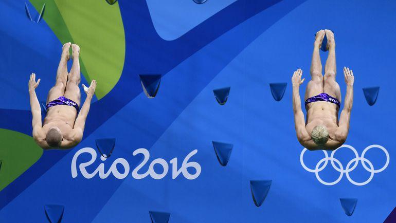 Илья ЗАХАРОВ и Евгений КУЗНЕЦОВ. Фото REUTERS