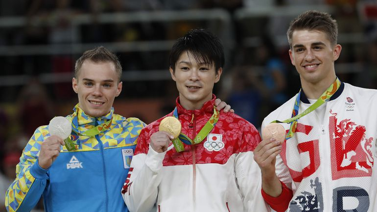 Верняев— серебряный призер Олимпийских игр 2016