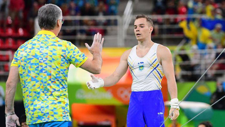 Олег ВЕРНЯЕВ. Фото AFP