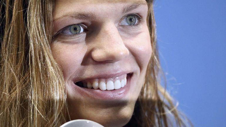 Юлия ЕФИМОВА в Рио взяла два серебра. Фото REUTERS