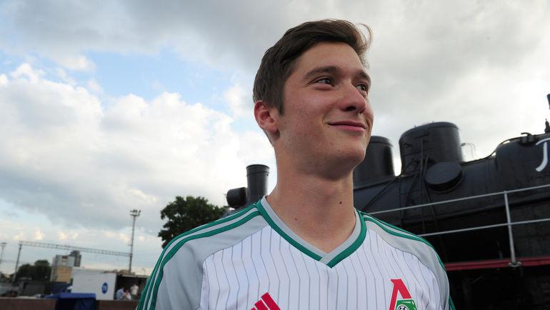 «Локомотив» не получал официальных предложений от других клубов по Миранчуку