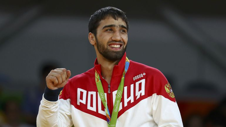 Хасан ХАЛМУРЗАЕВ. Фото AFP