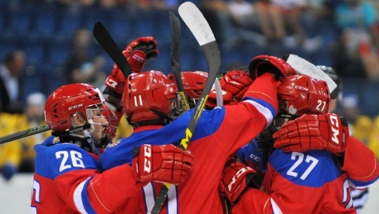 Хоккей. Юниоры стали третьими на«Мемориале Ивана Глинки»