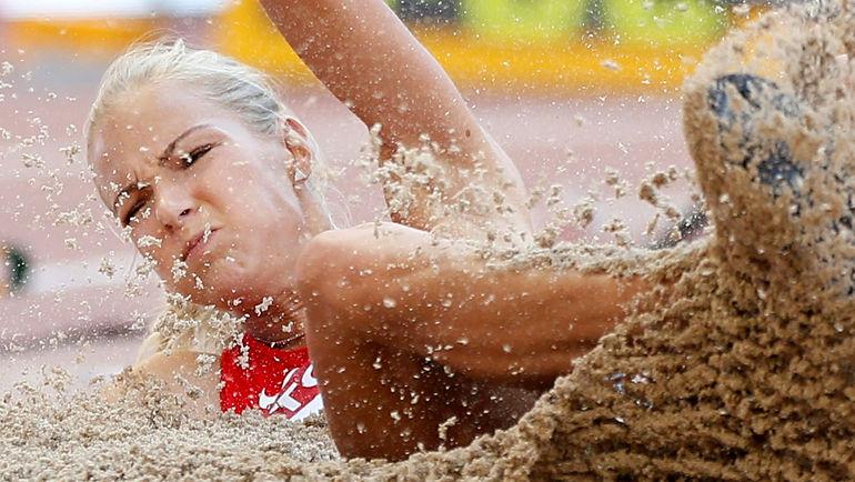 Дарья КЛИШИНА: мимо Рио? Фото REUTERS