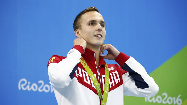 Антон ЧУПКОВ. Фото REUTERS