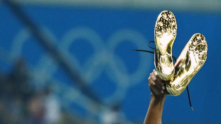 Воскресенье. Рио-де-Жанейро. Шиповки чемпиона. Фото REUTERS