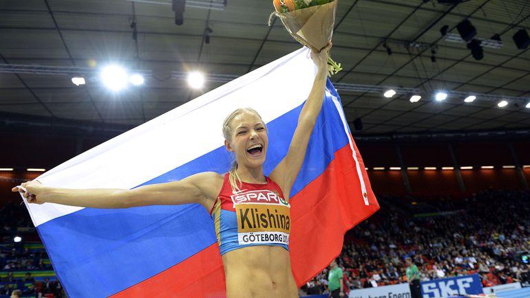 Спортивный арбитраж позволил Клишиной выступить наОлимпиаде вРио