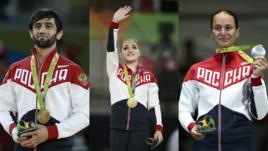 Наши чемпионы.  Кто принес России медали Рио