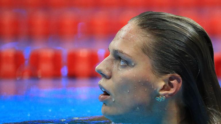 Юлия ЕФИМОВА - двукратный серебряный призер Олимпиады-2016 в Рио-де-Жанейро. Фото REUTERS