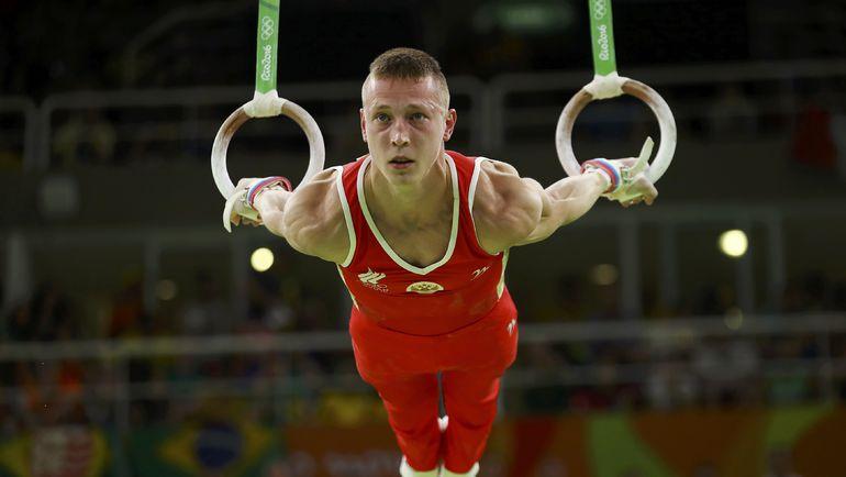 Россиянин Денис АБЛЯЗИН завоевал бронзу на Олимпиаде в Рио. Фото REUTERS