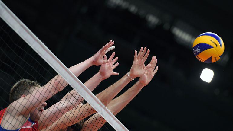 Блок россиян. Фото AFP