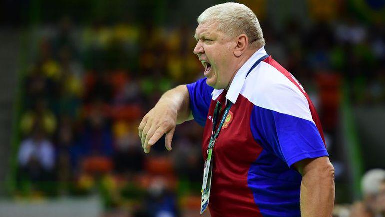 Евгений ТРЕФИЛОВ привлек к себе внимание многих на Олимпиаде. Фото AFP
