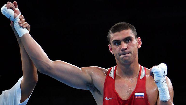 Евгений ТИЩЕНКО. Фото AFP