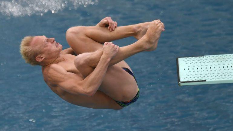 Илья ЗАХАРОВ провалился в полуфинале, получив ноль баллов за один из прыжков. Фото AFP