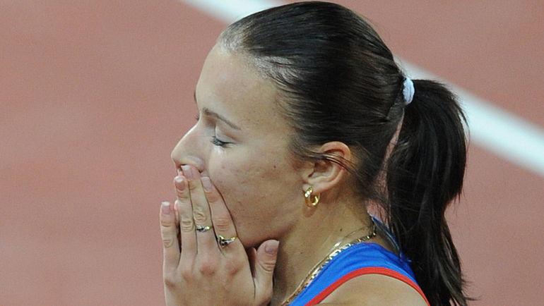 Юлия ЧЕРМОШАНСКАЯ. В ее допинг-пробе были обнаруженыледы стенозолола и туринабола. Фото AFP