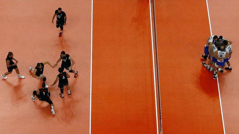 Россия на пути в полуфинал разобрались с канадцами. Фото REUTERS