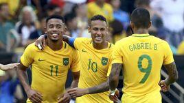 Одиннадцать Неймаров!  Бразилия готова к большой мести