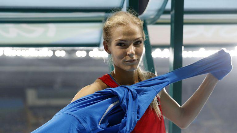 Среда. Рио-де-Жанейро. На Олимпиаде Дарья КЛИШИНА стала лишь девятой, но расстраиваться не собирается. Фото AFP