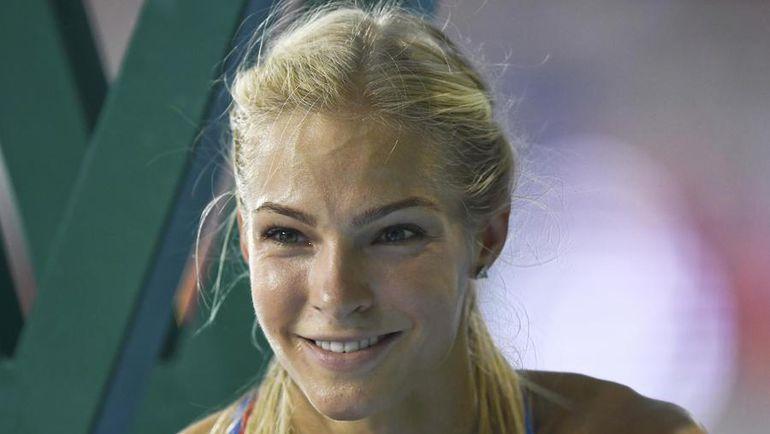 Среда. Рио-де-Жанейро. С каждым своим прыжком Дарья КЛИШИНА лишь все больше отдалялась от медалей. Фото REUTERS