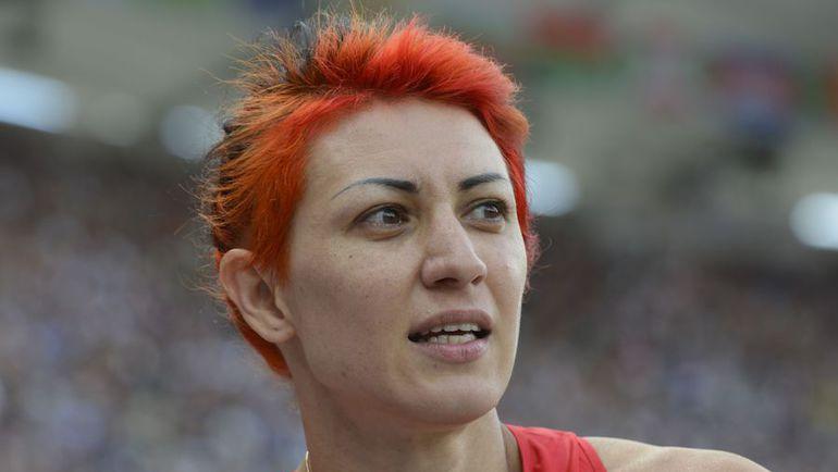 Татьяна ЛЕБЕДЕВА на Олимпиаде в Лондоне. Фото AFP