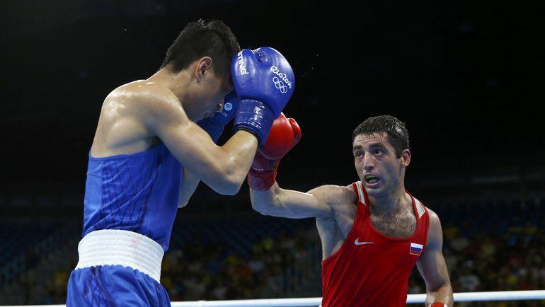 Русский боксер Миша Алоян проиграл вфинале бразильской Олимпиады