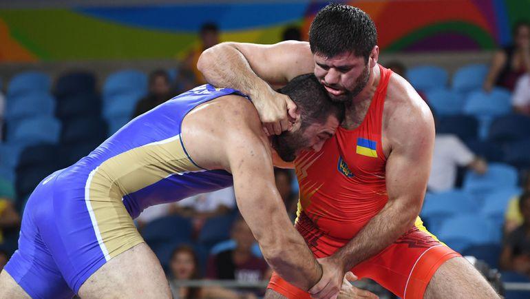 Билял МАХОВ (слева) и Ален ЗАСЕЕВ. Фото AFP